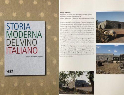 Pubblicazione su rivista: Storia Moderna Del Vino Italiano